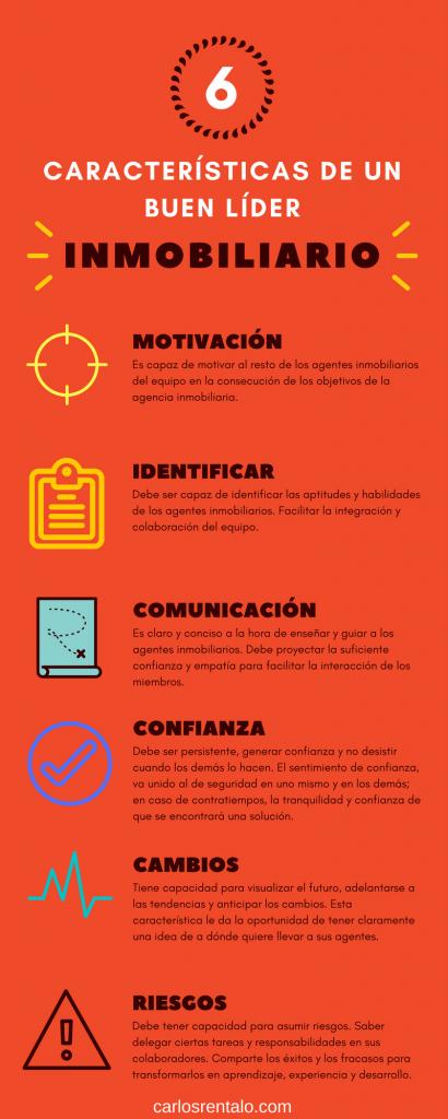 características del buen líder