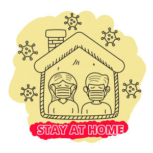 stay at home covid19
