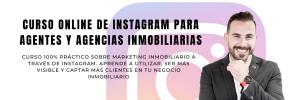 curso online de instagram para agentes y agencias inmobiliarias