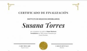 certificado mentoria vip